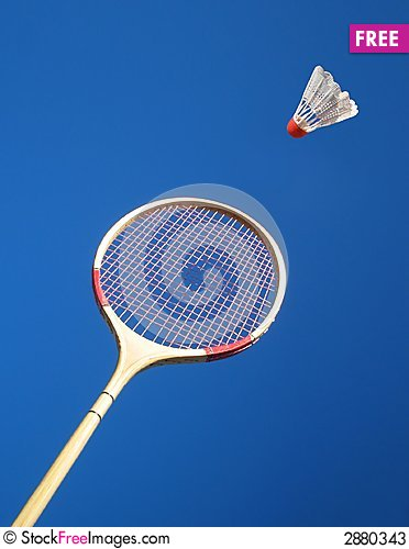 Free Badminton Stock Photos - 2880343