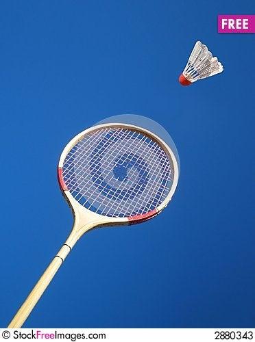 Free Badminton Stock Photos - 2880343