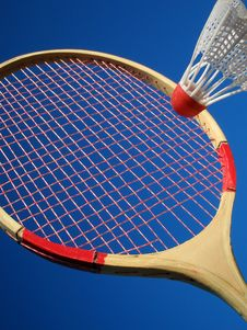 Free Badminton Stock Photos - 2880333