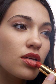 Free Lipstick Stock Photography - 2880752