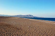 Free Empty Beach Stock Photo - 2880760