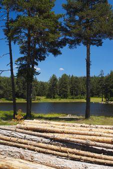 Free Mountain Lake Royalty Free Stock Photography - 2880947
