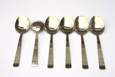 Free Spoons Stock Images - 2881064