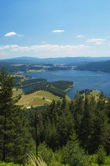 Free Mountain Lake Royalty Free Stock Image - 2881306