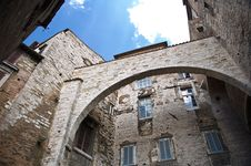 Free Perugia Architecture Stock Photography - 2882292