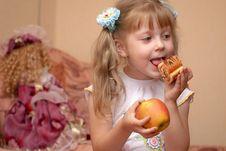 Free Cake! Stock Image - 2882471