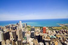 Free Chicago Downtown Royalty Free Stock Images - 2884019