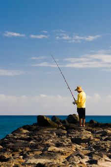 Free Show Fisherman Stock Photos - 2886493