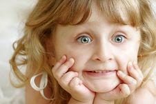 Free Nice Small Girl Stock Photography - 2886922