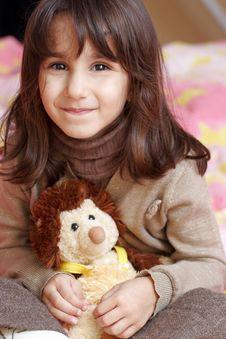 Free Nice Small Girl Stock Photos - 2886983
