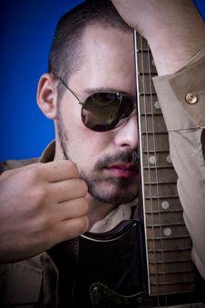 Free Rocker Portrait Stock Images - 2887854