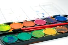 Free Watercolors Stock Photos - 2888163