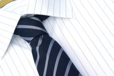 Free Shirt And Tie. Royalty Free Stock Photography - 2888597