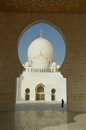Free Sheikh Zayed Al Nayhan Mosque Royalty Free Stock Images - 28800639