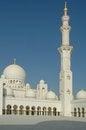 Free Sheikh Zayed Al Nayhan Mosque Royalty Free Stock Photos - 28800658