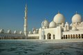 Free Sheikh Zayed Al Nayhan Mosque Stock Images - 28800714