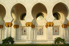 Free Sheikh Zayed Al Nayhan Mosque Stock Photo - 28800570