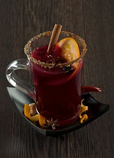 Free Mulled Wine Stock Photos - 28800693