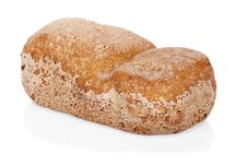 Free Homemade Bread On White Royalty Free Stock Photography - 28800877