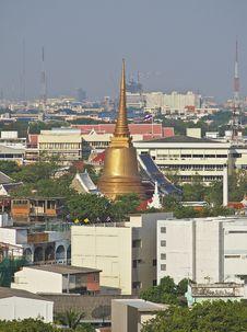 Free Pagoda In City Royalty Free Stock Photo - 28801135