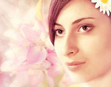 Free Beauty Summer. Stock Photos - 28803833