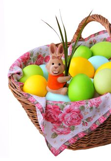 Free Happy Easter Royalty Free Stock Photography - 28804297