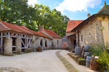 Free Medieval Village Stock Photos - 28804503