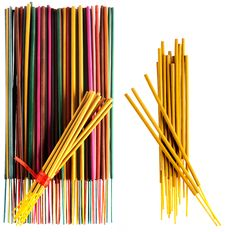 Free Colorful Incense Sticks Groups And Singles Royalty Free Stock Images - 28809359