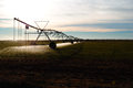Free Irrigation Pivot Stock Photography - 28818552