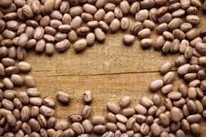 Free Texture Of Beans Royalty Free Stock Photography - 28811717