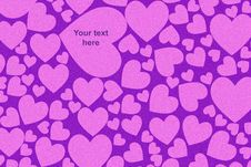 Free Valentine S Day Card Stock Images - 28817814