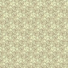Free Floral Seamless Texture Stock Photography - 28819582