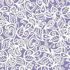 Free Floral Seamless Texture Royalty Free Stock Photos - 28819598