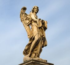 Free Angels - The Symbol Of Rome Royalty Free Stock Images - 28819959