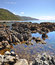 Free Kaikoura Rock Pool Vertical Panorama, New Zealand Stock Image - 28815991