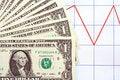 Free Money And Chart Stock Photo - 28822510