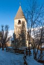 Free Church On The Hill Of Gais Royalty Free Stock Photography - 28822987