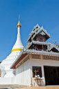 Free Wat Phra That Doi Kong Mu Temple, Thailand. Royalty Free Stock Photos - 28828228
