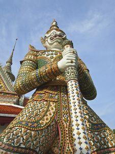 Arun Thai Giant Stock Photos