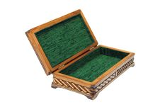 Free Wooden Box Royalty Free Stock Photography - 28820587