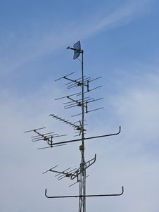 Free Multi Antenna Stock Image - 28821421