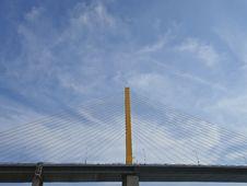 Free Rope Bridge Stock Images - 28821444