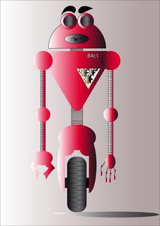 Free Robot Stock Image - 28830681