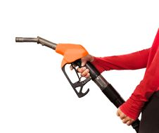 Free Gas Station Worker Royalty Free Stock Images - 28837429