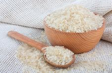 Free White Rice Royalty Free Stock Photos - 28839258
