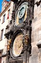Free Clock In Prague Stock Photography - 28840022