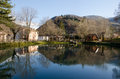 Free Little Lake In The Marche Region, Visso, Italy Royalty Free Stock Photos - 28840238