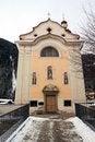 Free The Church Of Villa Ottone Royalty Free Stock Photo - 28843045