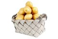 Free Stack Of Potatoes Stock Image - 28847601