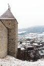 Free Brunico Castle Royalty Free Stock Image - 28847636